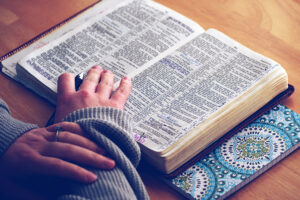 Words – Sola Scriptura
