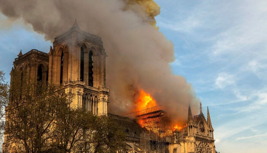 The Loss of Notre Dame